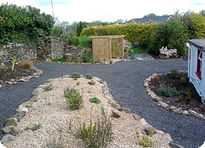 our grounds at Bawn Holistic Centre